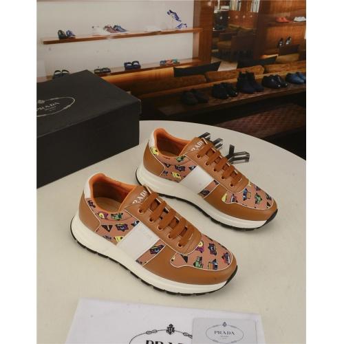 Prada Casual Shoes For Men #803661