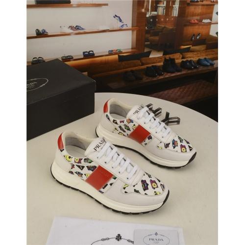 Prada Casual Shoes For Men #803662