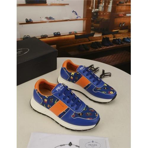Prada Casual Shoes For Men #803663