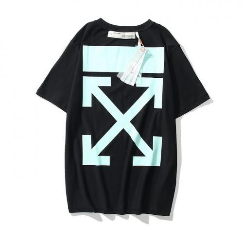 Off-White T-Shirts Short Sleeved O-Neck For Men #803815