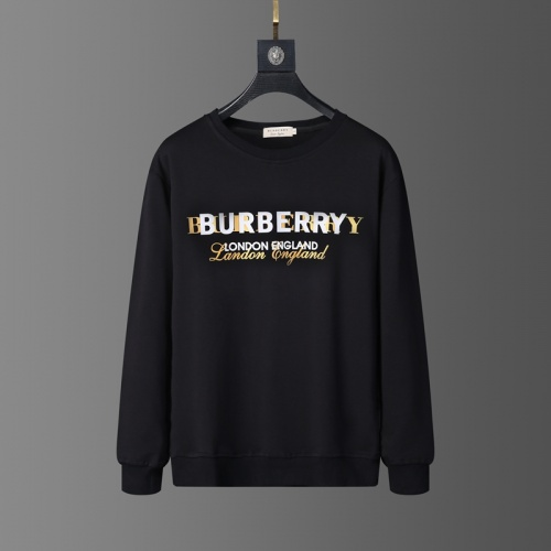 Replica Burberry Tracksuits Long Sleeved O-Neck For Men #803817 $62.08 USD for Wholesale