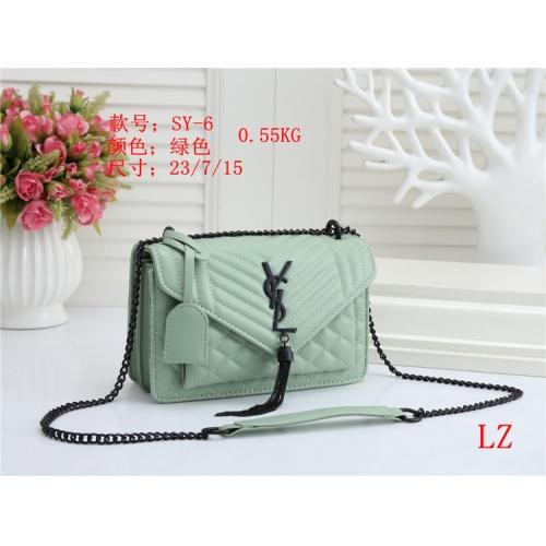 Yves Saint Laurent YSL Fashion Messenger Bags For Women #803863