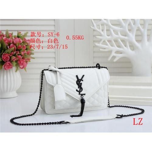 Yves Saint Laurent YSL Fashion Messenger Bags For Women #803865 $26.19 USD, Wholesale Replica Yves Saint Laurent YSL Fashion Messenger Bags