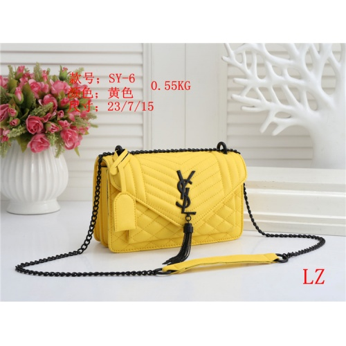 Yves Saint Laurent YSL Fashion Messenger Bags For Women #803869