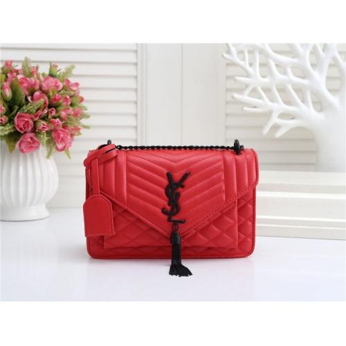 Replica Yves Saint Laurent YSL Fashion Messenger Bags For Women #803870 $26.19 USD for Wholesale