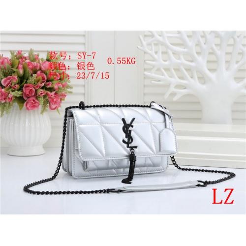 Yves Saint Laurent YSL Fashion Messenger Bags For Women #803873 $26.19 USD, Wholesale Replica Yves Saint Laurent YSL Fashion Messenger Bags
