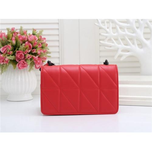 Replica Yves Saint Laurent YSL Fashion Messenger Bags For Women #803880 $26.19 USD for Wholesale