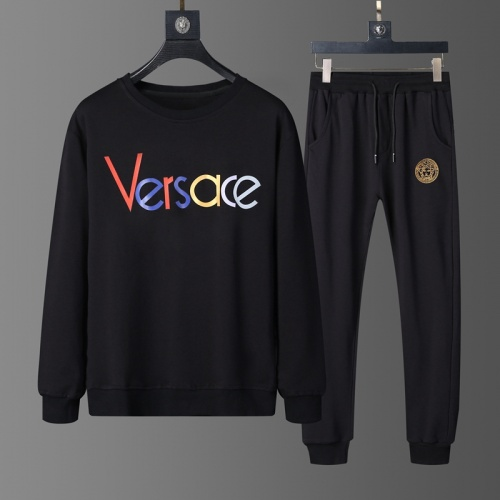 Versace Tracksuits Long Sleeved O-Neck For Men #803894