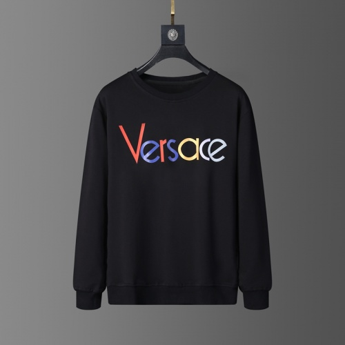 Replica Versace Tracksuits Long Sleeved O-Neck For Men #803894 $62.08 USD for Wholesale