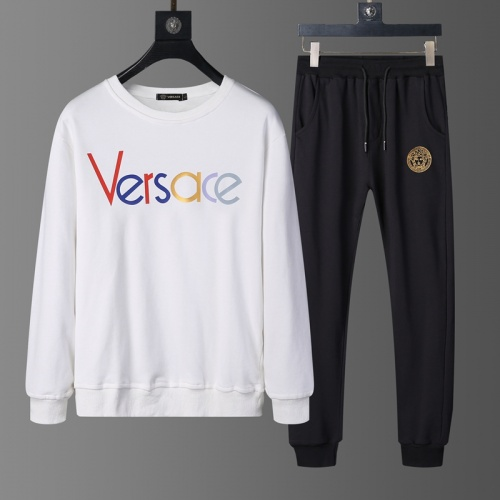 Versace Tracksuits Long Sleeved O-Neck For Men #803896