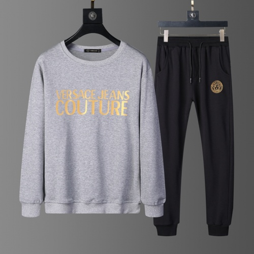 Versace Tracksuits Long Sleeved O-Neck For Men #803899