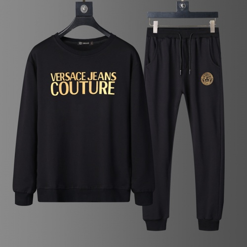 Versace Tracksuits Long Sleeved O-Neck For Men #803901