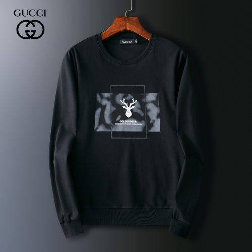 Gucci Hoodies Long Sleeved O-Neck For Men #803918