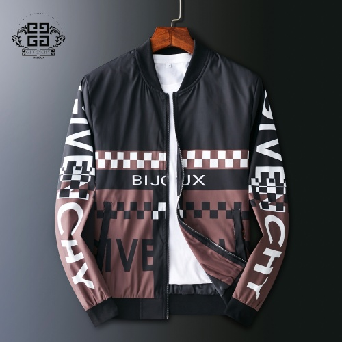 Givenchy Jackets Long Sleeved Zipper For Men #803937