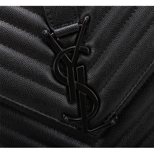 Replica Yves Saint Laurent YSL AAA Quality Shoulder Bags For Women #803945 $111.55 USD for Wholesale