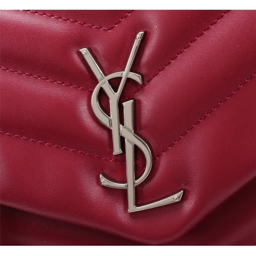 Replica Yves Saint Laurent YSL AAA Quality Shoulder Bags For Women #803949 $118.34 USD for Wholesale