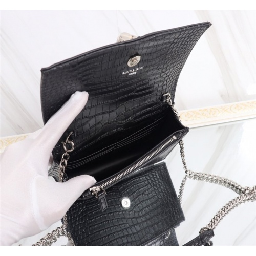 Replica Yves Saint Laurent YSL AAA Quality Messenger Bags For Women #803950 $94.09 USD for Wholesale