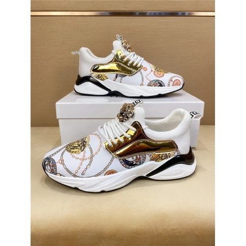 Versace Casual Shoes For Men #803978
