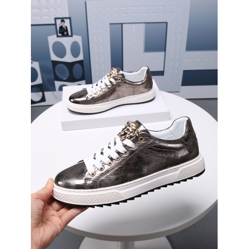 Versace Casual Shoes For Men #803989