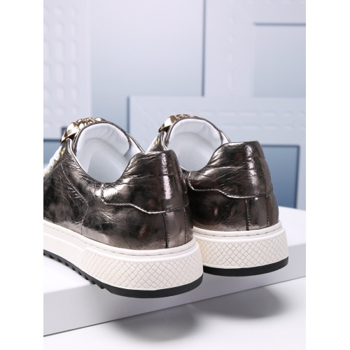 Replica Versace Casual Shoes For Men #803989 $73.72 USD for Wholesale