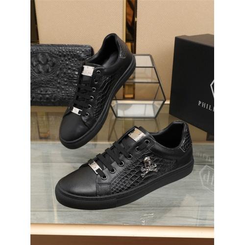 Philipp Plein PP Casual Shoes For Men #804046