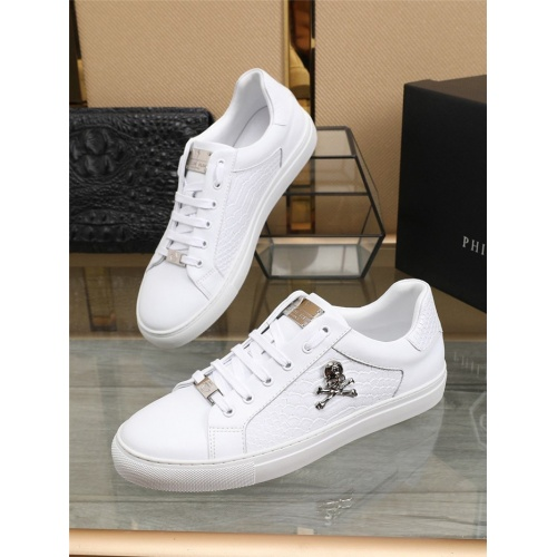Philipp Plein PP Casual Shoes For Men #804047