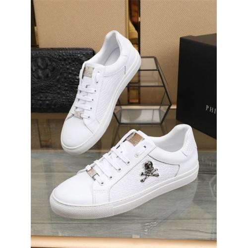 Philipp Plein PP Casual Shoes For Men #804047
