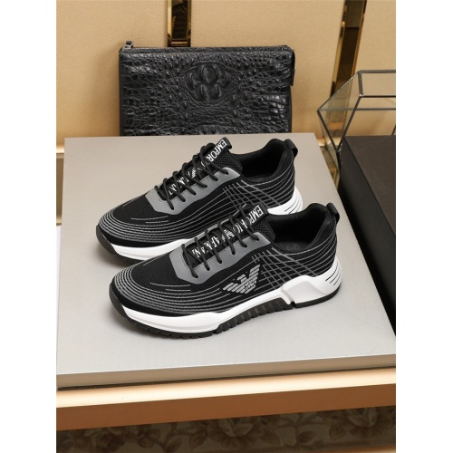 Armani Casual Shoes For Men #804048