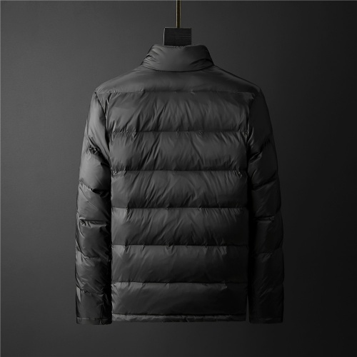 Replica Burberry Down Feather Coat Long Sleeved Zipper For Men #804183 $101.85 USD for Wholesale