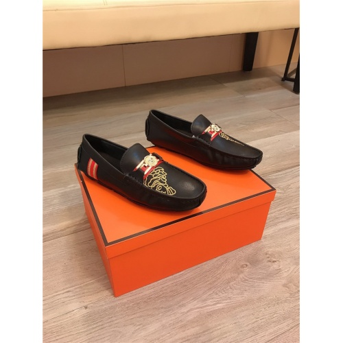 Replica Versace Casual Shoes For Men #804201 $73.72 USD for Wholesale
