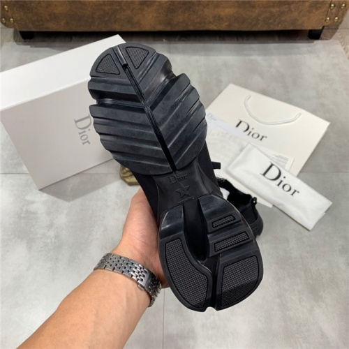 Replica Christian Dior Casual Shoes For Women #804259 $85.36 USD for Wholesale