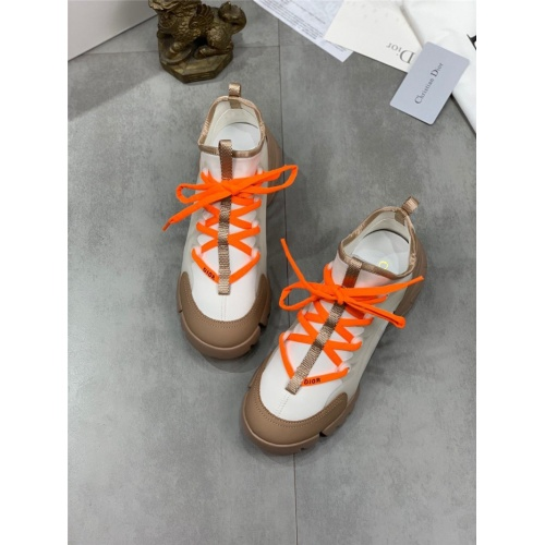 Christian Dior Casual Shoes For Women #804278 $95.06, Wholesale Replica Christian Dior Casual Shoes