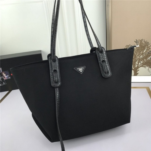 Prada AAA Quality Tote-Handbags For Women #804314