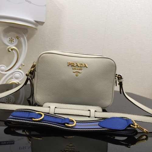 Prada AAA Quality Messeger Bags For Women #804413
