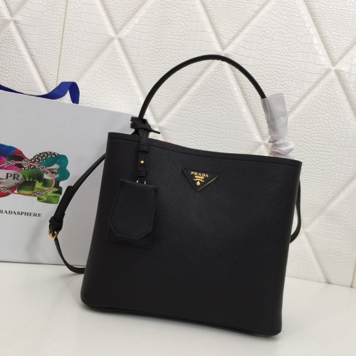 Prada AAA Quality Messeger Bags For Women #804423