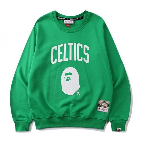 Bape Hoodies Long Sleeved O-Neck For Men #804441 $38.80 USD, Wholesale Replica Bape Hoodies