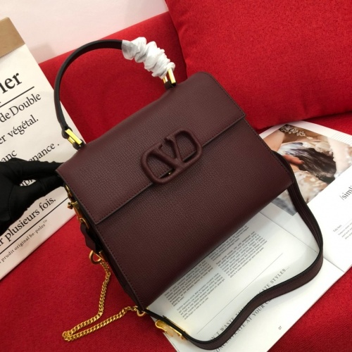 Valentino AAA Quality Messenger Bags For Women #804442