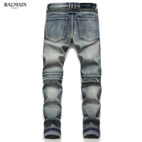 $52.38 USD Balmain Jeans Trousers For Men #794785
