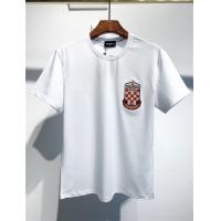 $24.25 USD Dsquared T-Shirts Short Sleeved O-Neck For Men #795562