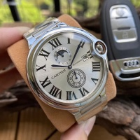 $186.24 USD Cartier AAA Quality Watches For Men #797299