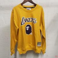$39.77 USD Bape Hoodies Long Sleeved O-Neck For Men #797526