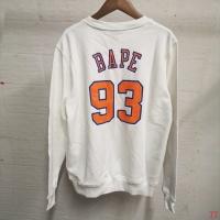 $39.77 USD Bape Hoodies Long Sleeved O-Neck For Men #797528