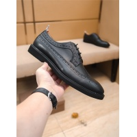 $85.36 USD Thom Browne Leather Shoes For Men #797839