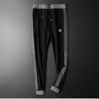 $95.06 USD Versace Tracksuits Long Sleeved Zipper For Men #798528
