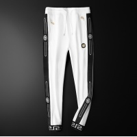 $95.06 USD Versace Tracksuits Long Sleeved Zipper For Men #798531