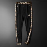$95.06 USD Versace Tracksuits Long Sleeved Zipper For Men #798537