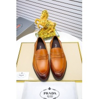$73.72 USD Prada Leather Shoes For Men #798931