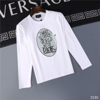 Christian Dior T-Shirts Long Sleeved O-Neck For Men #799636