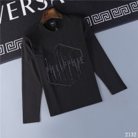 $32.98 USD Philipp Plein PP T-Shirts Long Sleeved O-Neck For Men #799655