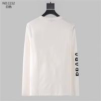 $32.98 USD Prada T-Shirts Long Sleeved O-Neck For Men #799690